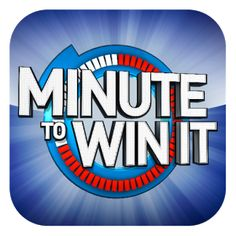 Minute to win it logo